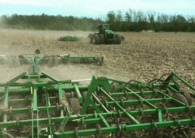 Seedbed Preparation
